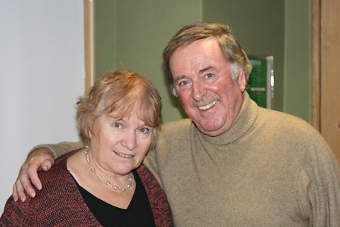 Terry and Libby Purves