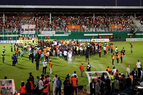 Cote D'Ivoire beat Guinea in the World Cup qualifier