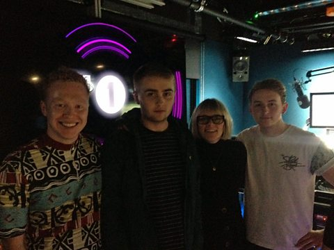 Disclosure and Thomas Coxhead with Edith