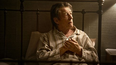 Photo: John Hurt as James Parkin