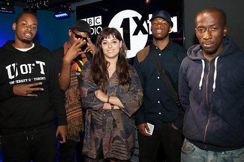 Merky Ace & The Family Tree Crew with Madam X