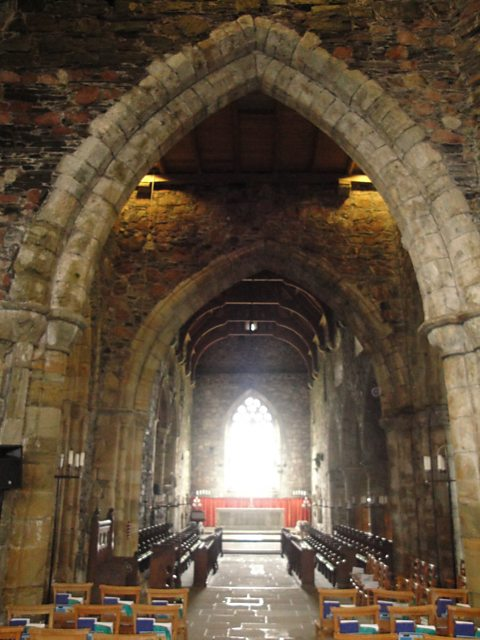 Iona Abbey Church
