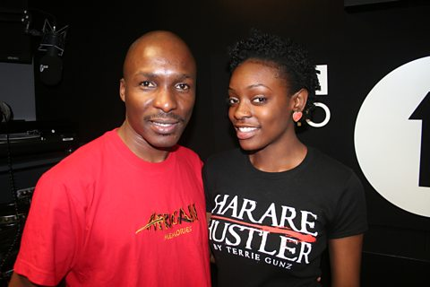 DJ Edu with Guest Blogger Danai