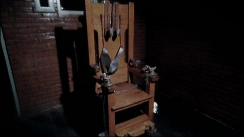 Electric Chair in USA