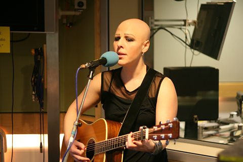 Nell Bryden in session