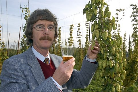 Dr Peter Darby, National Hop Collection