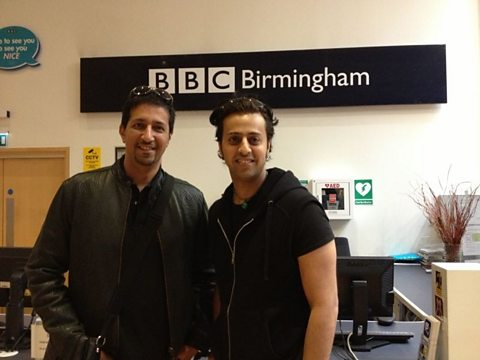 Salim Sulaiman on the Raj &amp; Pablo Show