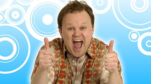 Justin Fletcher - presents Let's Move