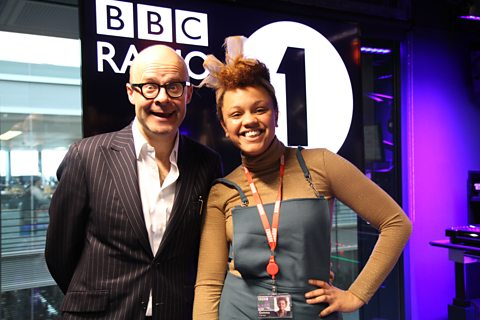 Harry Hill Chats Funny Stuff