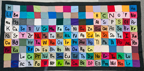 Periodic Knitting - more images