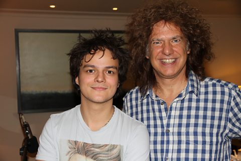 Jamie Cullum and Pat Metheny