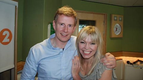 Patrick and Kate Thornton