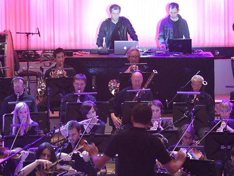Nero and the BBC Philharmonic together live