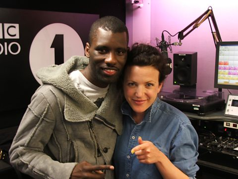 Wretch 32 Dropped By With A Special Delivery For Annie Mac