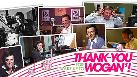 Say Thank You For Wake Up To Wogan