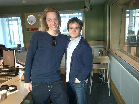 Jasper Høiby and Jamie Cullum