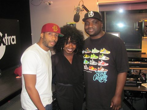Misha B joins Ace & Vis