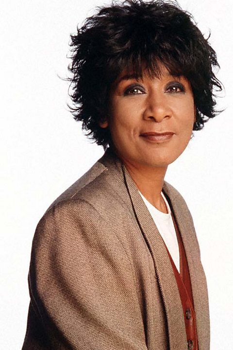 p00rgzlx Moira Stuart   the first African Caribbean female newsreader on British television