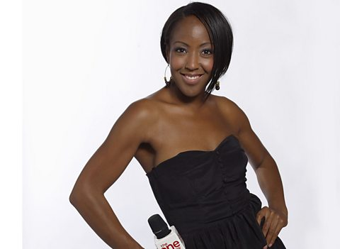 p00vd6qn The One Show's generalist reporter Angellica Bell