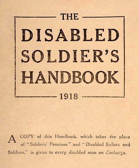 Pension handbook 1918