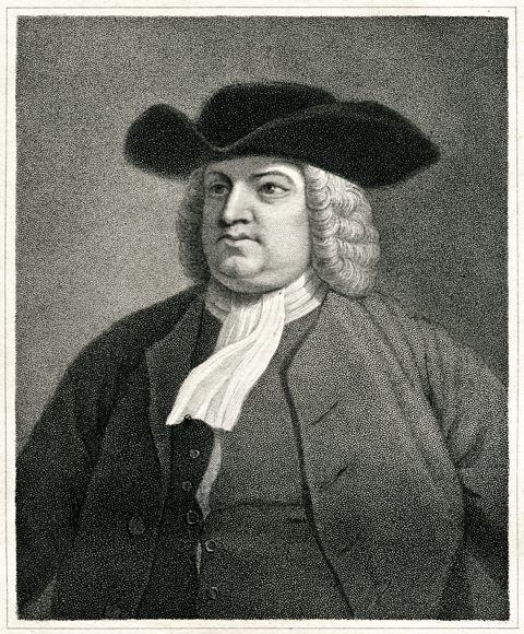 Image of William Penn.