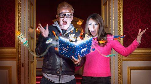 500 Words 2015 - Chris and Alex Press Image