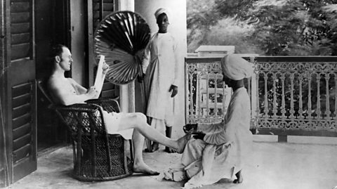The men who ran the British Raj in India