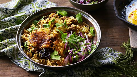 Bbc iwonder what are nadiyas 5 secrets of bangladeshi cooking cooking biryani and pulao forumfinder Gallery