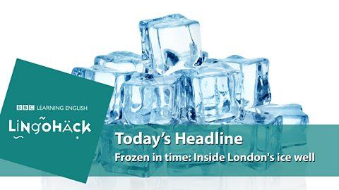 Frozen in time: Inside London's ice well