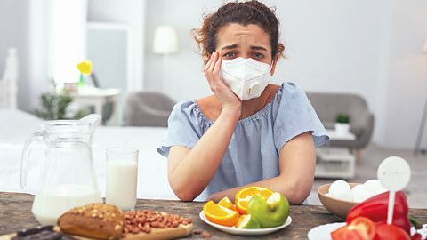 Are food allergies more common now?