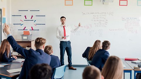 BBC Learning English - Classroom teaching tips
