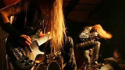 Can death metal bring you joy?