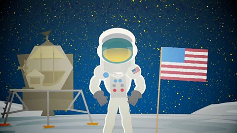 Moon Landing: Why was Neil Armstrong first?