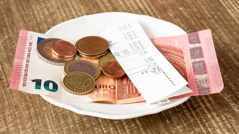 The art of tipping