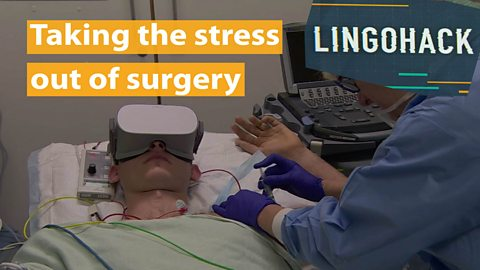 Taking the stress out of surgery