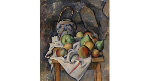 Ginger Jae by Paul Cezanne