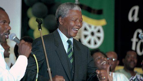 mandela as president