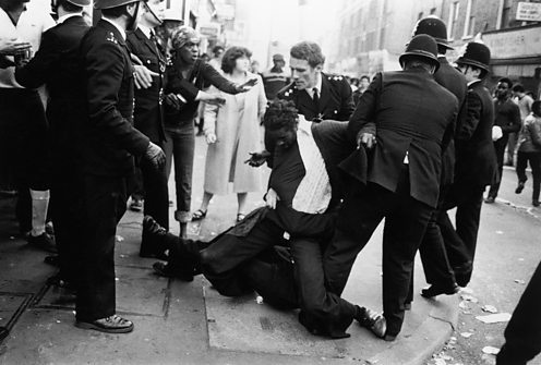 Inter-racial tension in Britain 'at worst level for 50 years'