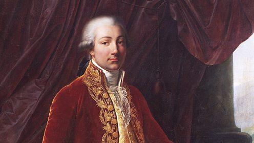 Napoleon's father, Carlo Buonaparte