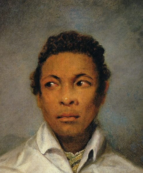 First black Shakespearean actor Ira Aldridge honoured