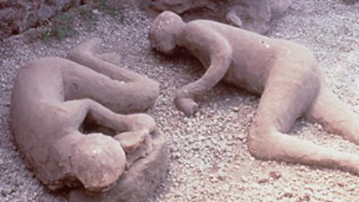 Bbc One Pompeii The Mystery Of The People Frozen In Time