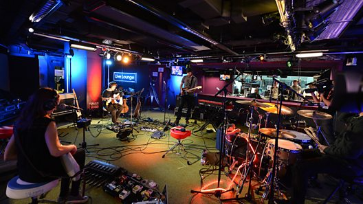 12 Dec 12 - Ben Howard Live Lounge Special