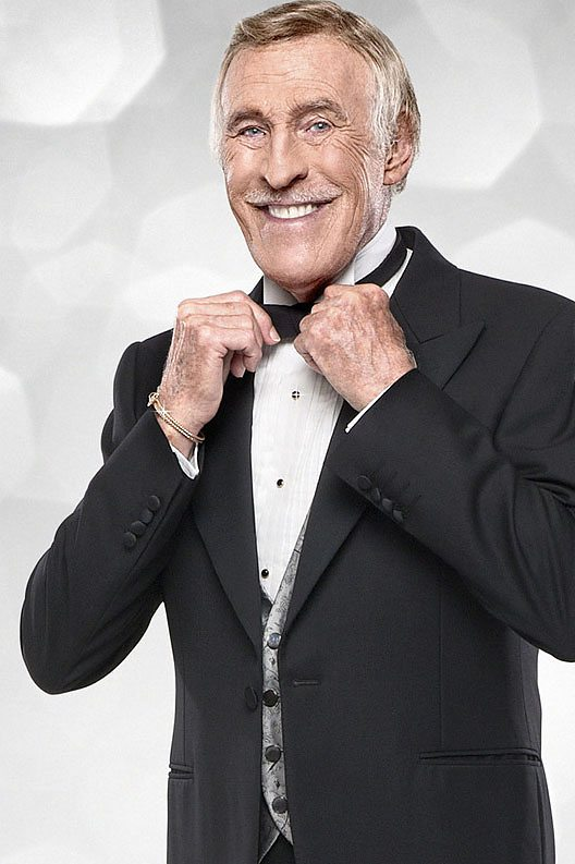Sir Bruce Forsyth