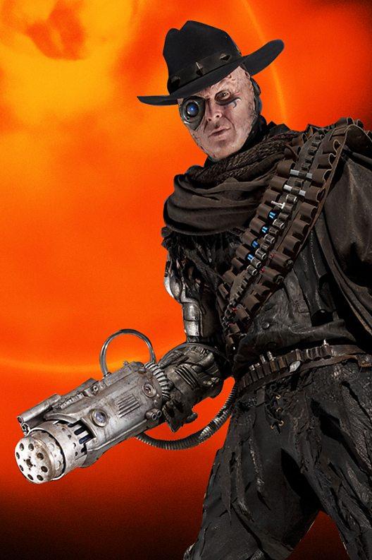 O Pistoleiro