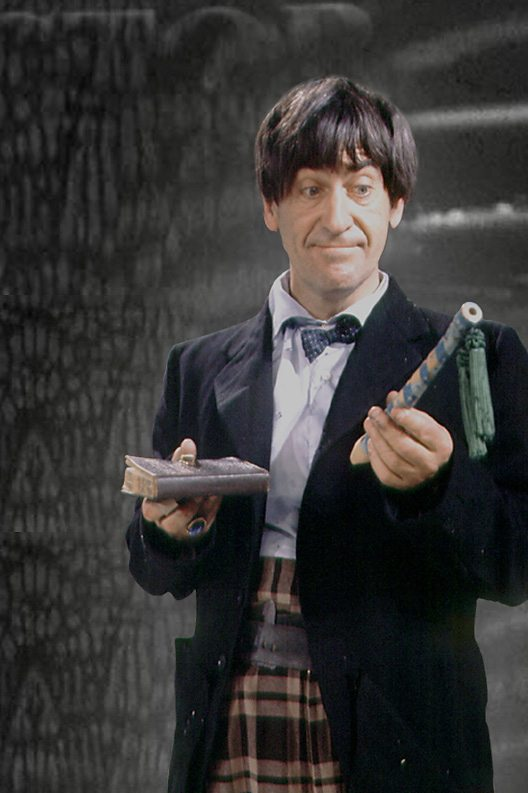 bbc one doctor who season 4 the second doctor