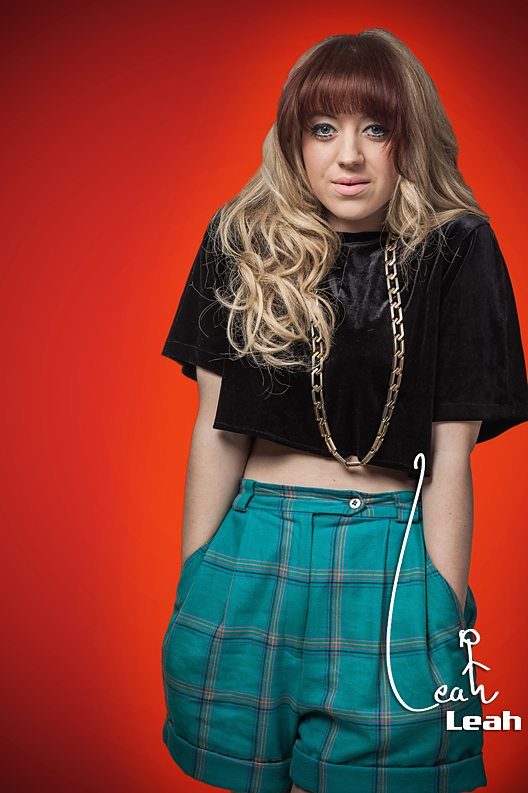 Bbc One The Voice Uk Series 2 Leah Mcfall