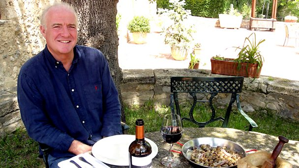 Beautiful photography of rick stein partridge at work here
