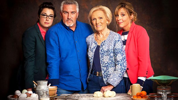 BBC - Food - Recipes from Programmes : The Great British Bake Off
