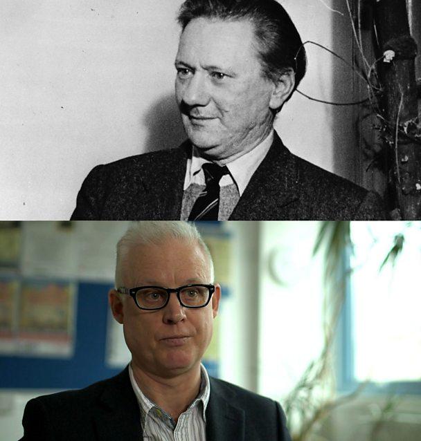 Jack Lindsay and Professor John Goodby