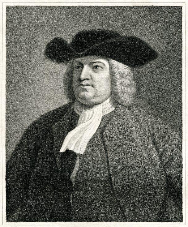 Image of William Penn.